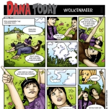 Comic Dana Today