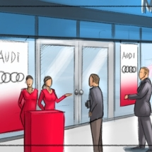 Storyboard Audi/Real Madrid