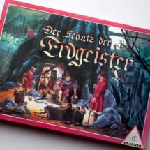Der Schatz der Erdgeister – Brettspiel (Piatnik)