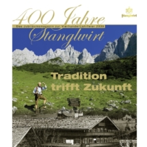 400 Jahre Stanglwirt Jubiläumsmagazin (cpg)