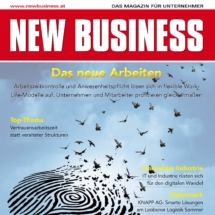 New Business Monatsmagazin (New Business Verlag)