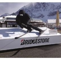 Bridgestone Anhänger Umsetzung