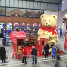 Foto Lindt Promotion Teddy