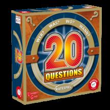 Spiel 20 Questions (Piatnik Verlag)