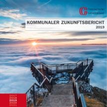 Coverbild Österreichischer Gemeindebund - Zukunftsbericht 2019
